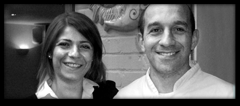 Maria and Livio masaniello restaurant twickenham